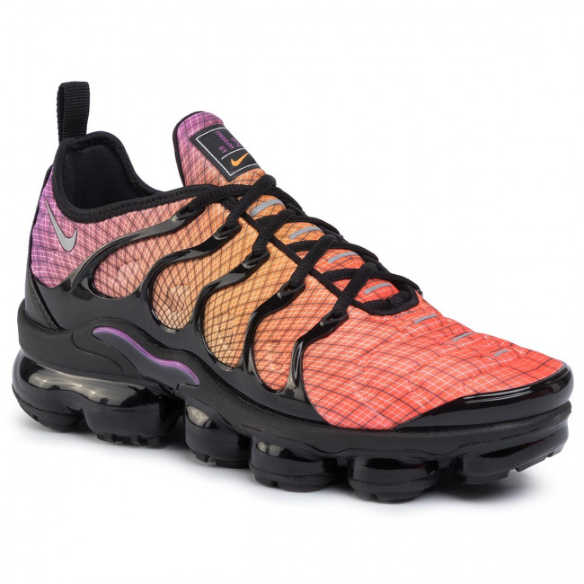 Shoes NIKE Air Vapormax Plus 924453 604 Bright CrimsonReflect Silver