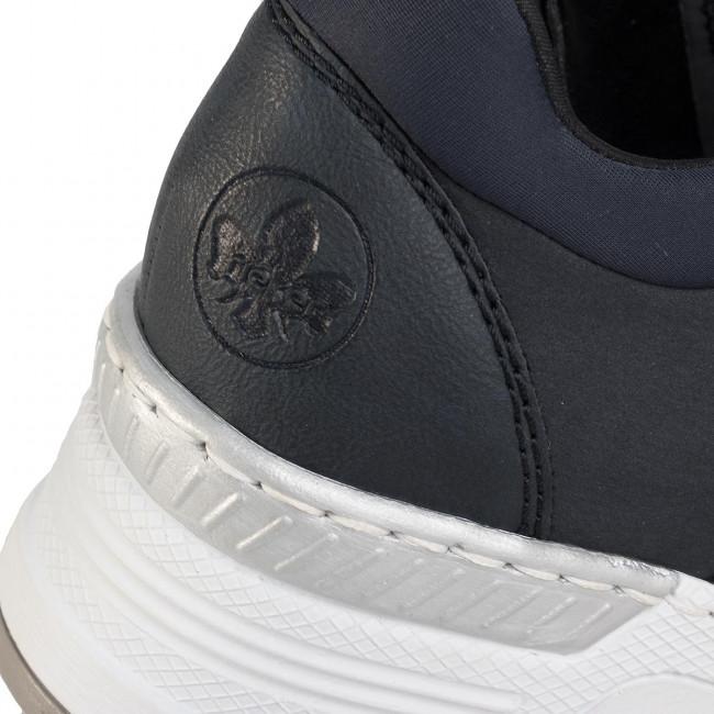 Sneakers RIEKER N4393 14 Blau Sneakers Low shoes 1KLQ0