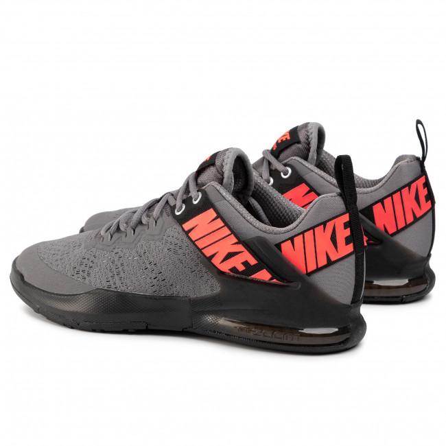 melón oportunidad Novia  Shoes NIKE - Zoom Domination Tr 2 AO4403 009 Gunsmoke/Flash Crimson/Black -  Fitness - Sports shoes - Men's shoes | efootwear.eu