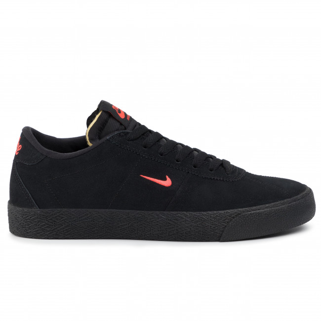 pómulo Ídolo Bebida  Shoes NIKE - Sb Zoom Bruin AQ7941 007 Black/Bright Crimson/Black - Sneakers  - Low shoes - Men's shoes | efootwear.eu
