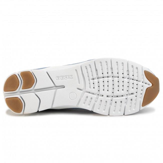 Sneakers GEOX D Sukie B D02F2B 00022 C4003 Lt Blue