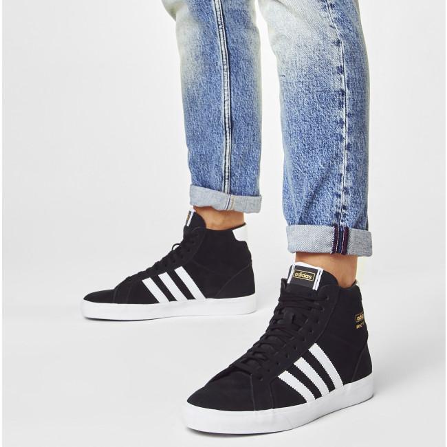 Shoes adidas - Basket Profi FW3100 Cblack/Ftwwht/Goldmt