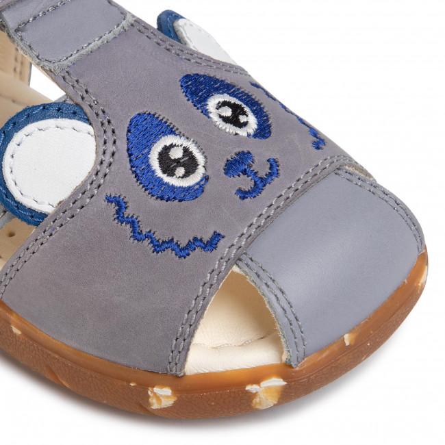 Sandals GEOX B S.Alul B. D B021VD 0CL85 C1006 S Grey 4bumT