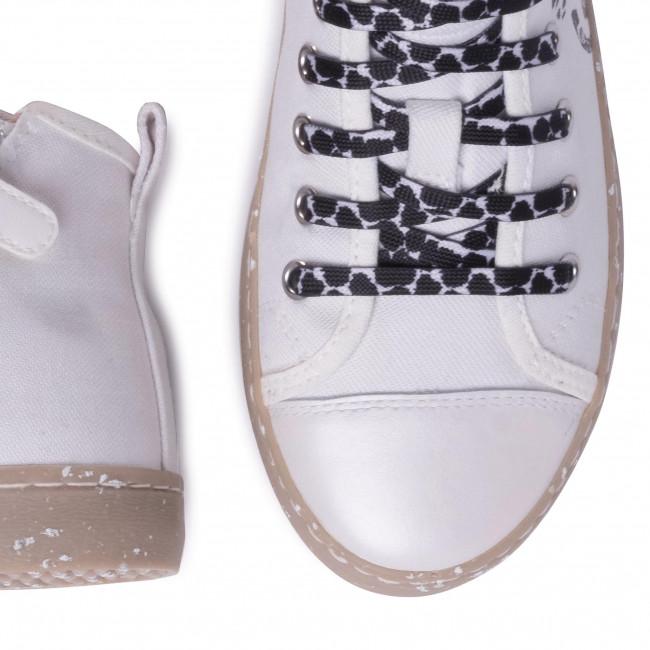 Sneakers GEOX J Kilwi G. F J02D5F 000ZB C1000 S White