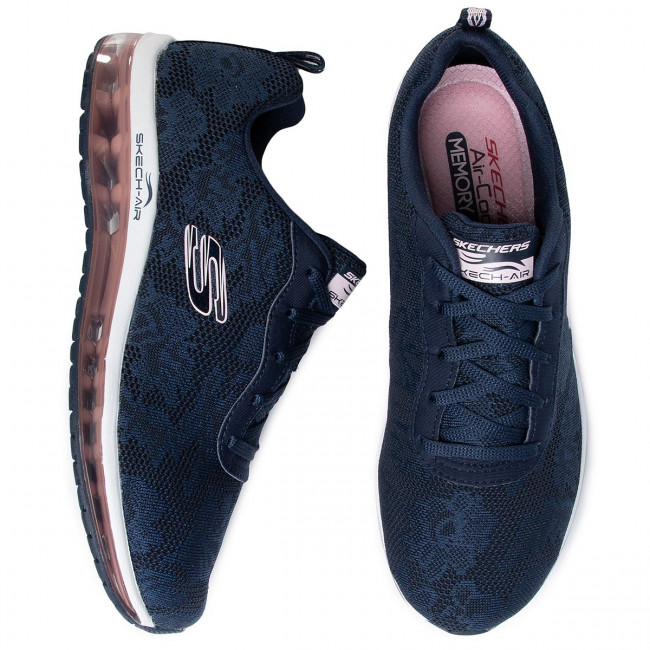 Perú Recepción Calle  Shoes SKECHERS - Walkout 12643/NVPK Navy/Pink - Fitness - Sports shoes -  Women's shoes | efootwear.eu