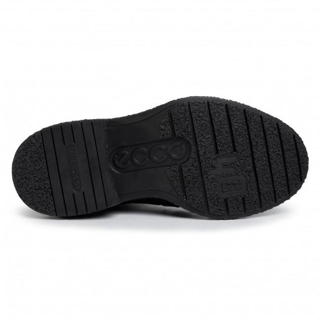 Knee High Boots ECCO Crepetray Hybrid M 20099401001 Black