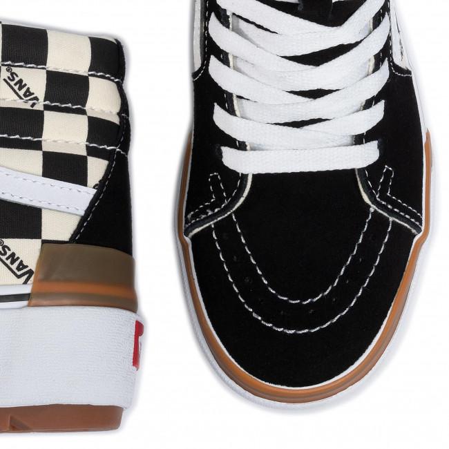 Sneakers VANS Sk8 Hi Stacked VN0A4BTWVLV1 (Checkerboard) MultiTrue