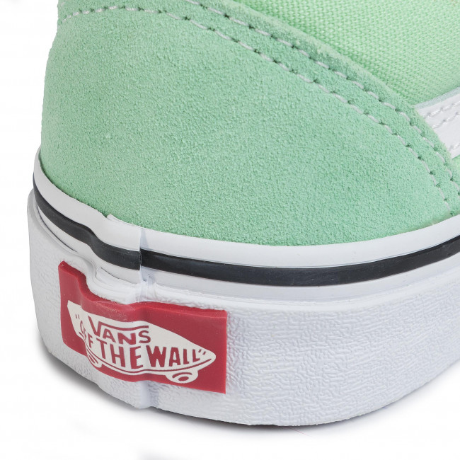 Turnschuhe VANS Old Skool VN0A4U3BWKO1 Green AshTrue White