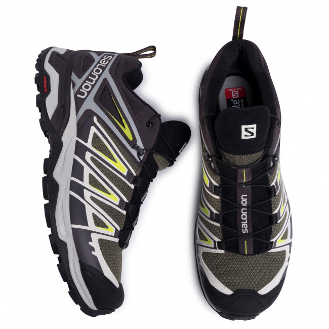 Trekker Boots SALOMON X Ultra 3 408143 27 M0 Burnt Olive Jqx9T