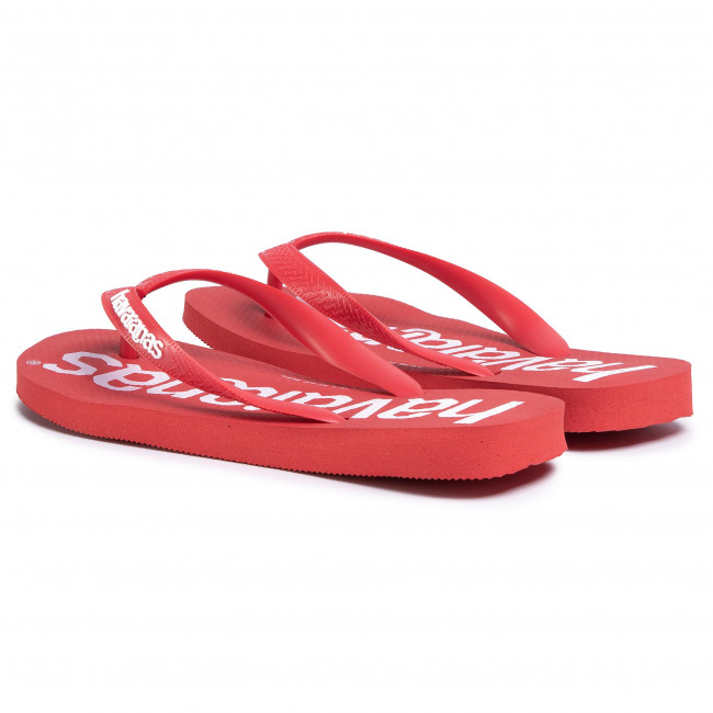 havaianas ruby red