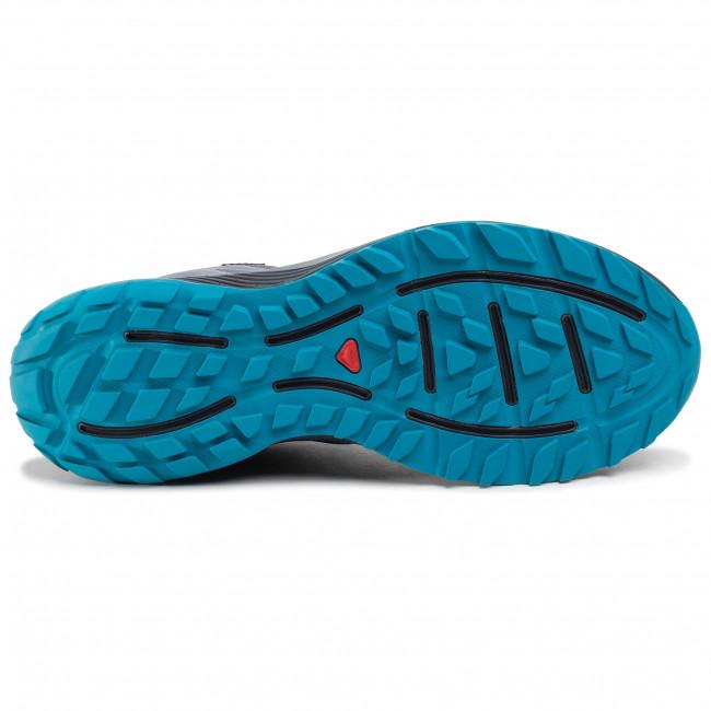 Shoes SALOMON Sense Escape 2 Gtx GORE TEX 407923 29 W0 Flint StoneNavy BlazerFjord Blue