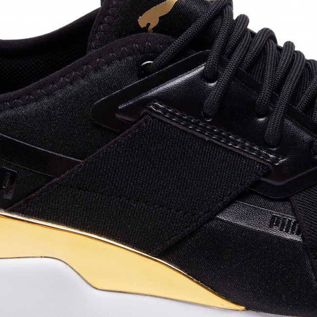 Sneakers PUMA Muse X 2 Metallic 370838 07 Puma BlackPuma