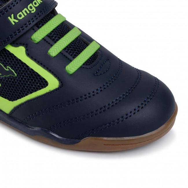 Footwear KANGAROOS Race Comb Ev 18502 000 4054 Dk NavyLime