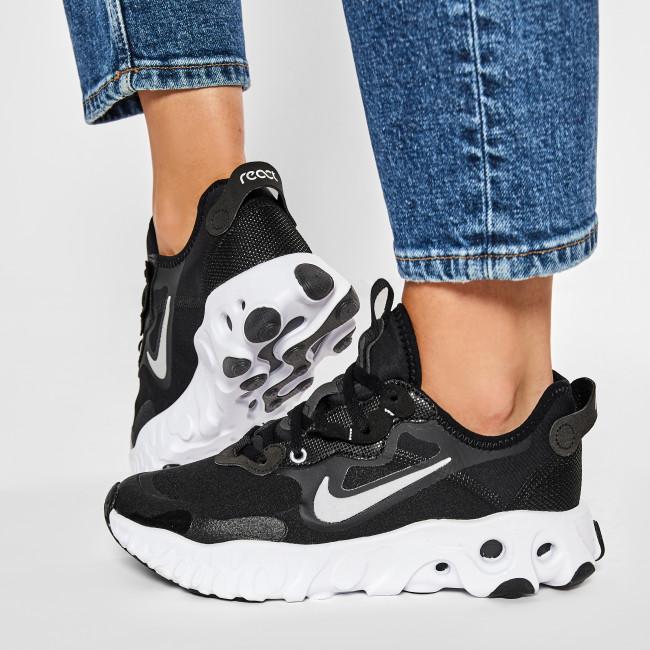 Footwear NIKE - React Art3mis CN8203 002 Black/White/Black