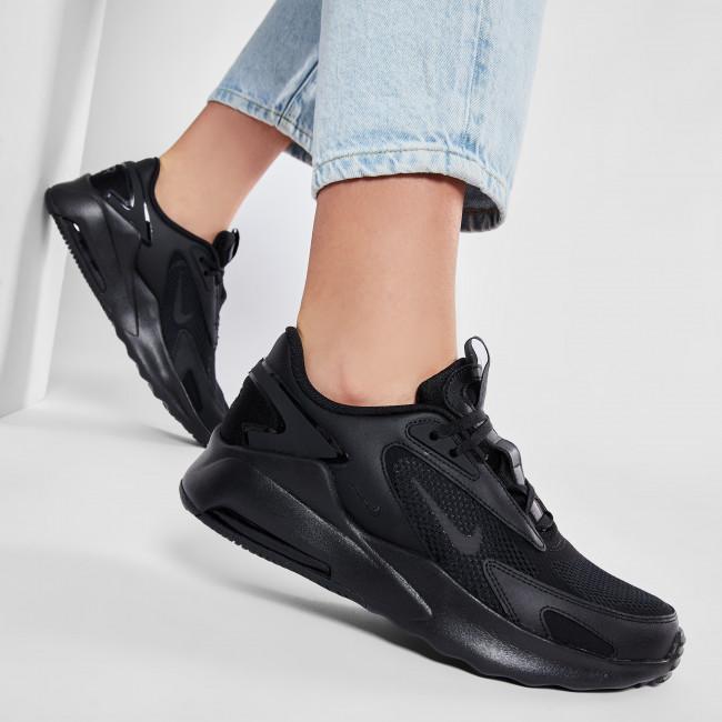 Footwear NIKE - Air Max Bolt 9 (Gs) CW1626 001 Black/Black/Black