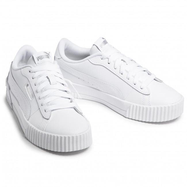 Trainers PUMA - Carina Crew 374903 02 Puma White/Puma White - Sneakers -  Low shoes - Women's shoes | efootwear.eu