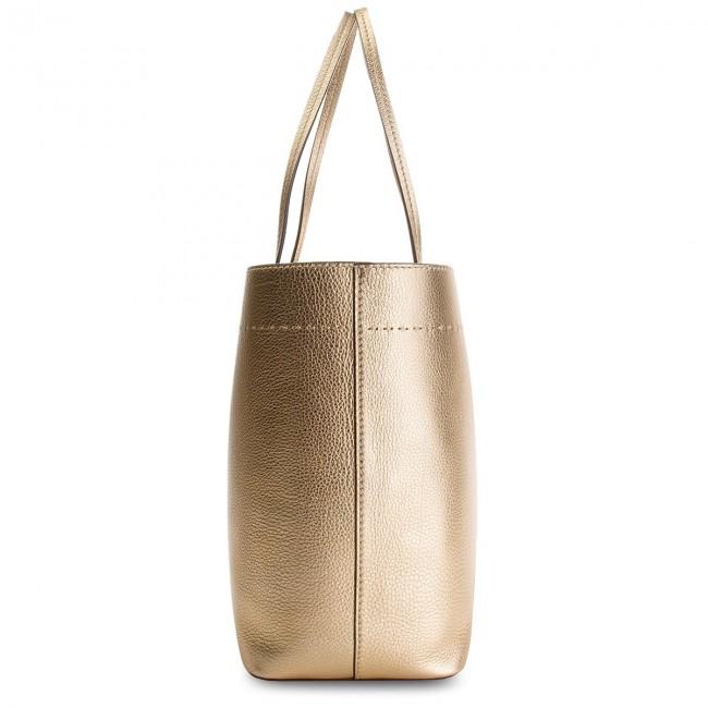 a80aafe0efa Handbag TORY BURCH - McGraw Metallic Tote 46222 Gold 701 - Classic -  Handbags - www.efootwear.eu