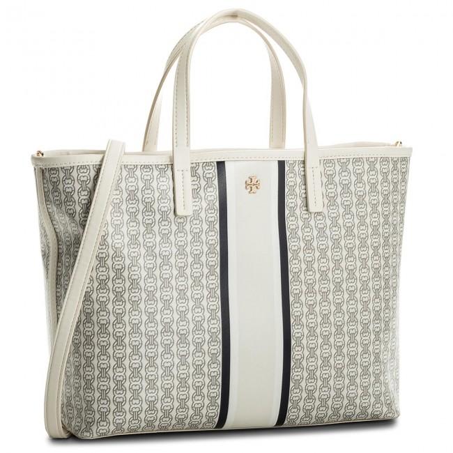 3575988ddaed Handbag TORY BURCH - Gemini Link Small Tote 43896 New Ivory 294 ...