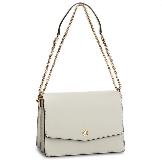 c687be83f1b Handbag TORY BURCH - Robinson Convertible Shoulder Bag 46333 Birch ...