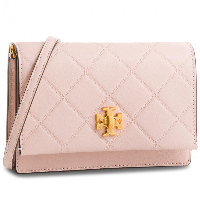 b5fa9bff098a Handbag TORY BURCH - Georgia Turn-Lock Mini Bag 41482 Shell Pink 652 ...