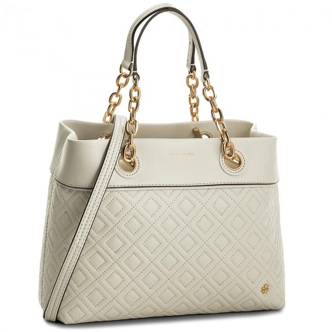 820fc5f81cee Handbag TORY BURCH - Fleming Small Tote 46164 107 - Classic ...