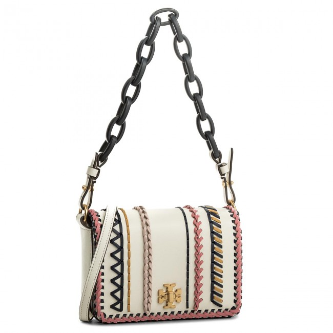 cb36e8c5de00 Handbag TORY BURCH - Kira Whipstitch Mini Bag 48354 Birch Multi 131 ...