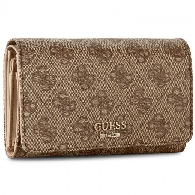 Large Women s Wallet GUESS - Arianna (SG) SLG SWSG64 91450 BRO ... 12b7b32221a