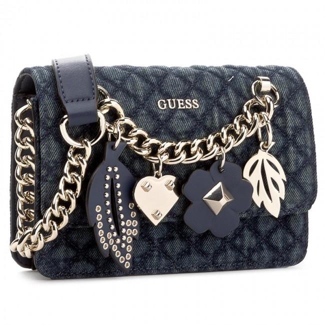 afcd18be92 Handbag GUESS - Stassie (DG) Mini-Bag HWDG67 79780 DEN - Cross Body ...