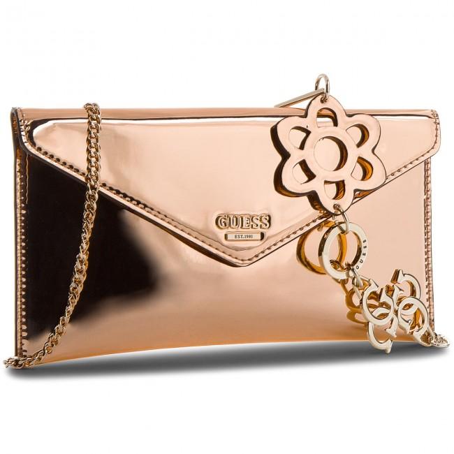 5644a9b666c3 Handbag GUESS - Spring Fling (MM) Evening Bag HWMM69 68270 ROG ...