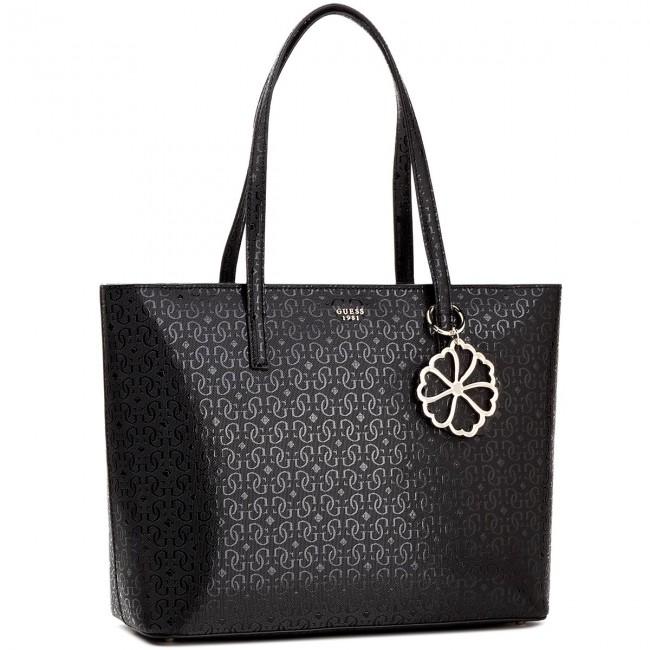000488871e99 Handbag GUESS - Jayne (SG) HWSG69 61230 BLA - Classic - Handbags ...