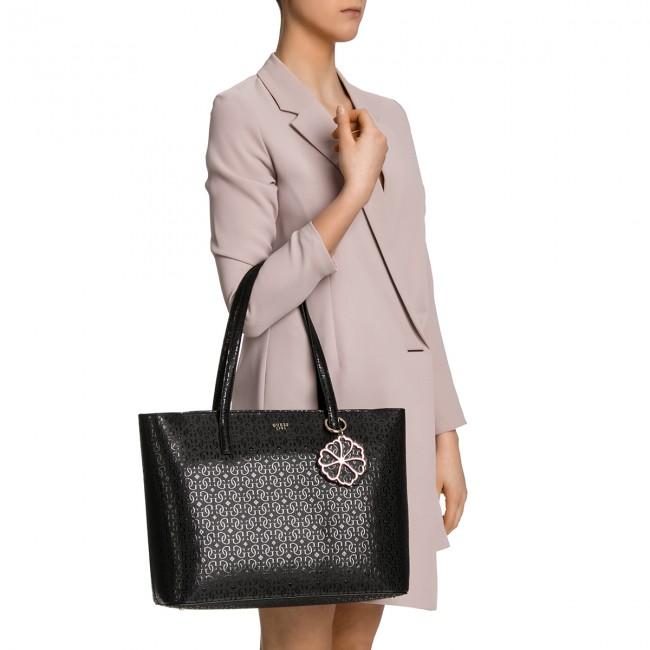 a7cca4c97585 Handbag GUESS - Jayne (SG) HWSG69 61230 BLA - Classic - Handbags -  www.efootwear.eu