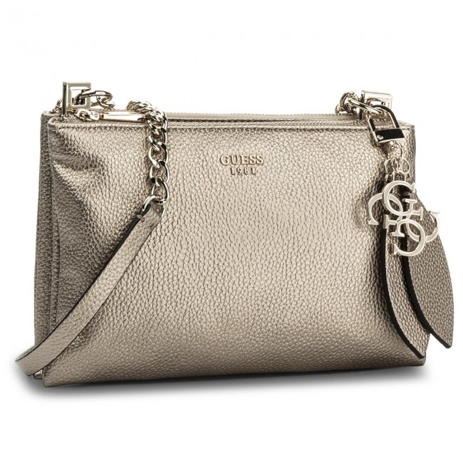 Handbag GUESS - Lou Lou (MG) Mini-Bag HWMG69 55700 PBZ