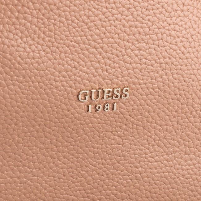 f8e72fb587 Handbag GUESS - Lou Lou (VG) HWVG69 55020 TAN - Classic - Handbags ...