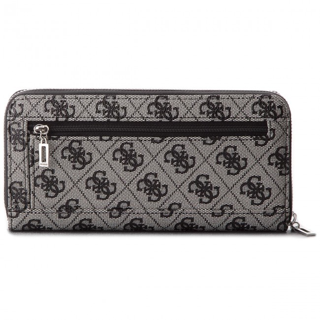 Large Women s Wallet GUESS - Bobbi Slg SWEM64 22460 BLO - Women s ... f56adf92f75