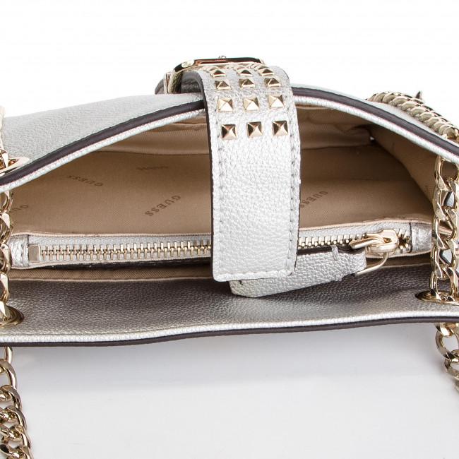 Handbag GUESS Eieen (MG) Mini Bags HWMG71 69730 SIL