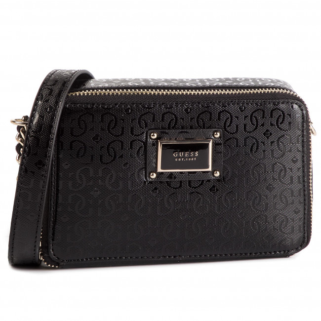 c3885d2531 Handbag GUESS - Shannon (SG) Mini-Bags HWSG72 97700 BLA - Cross Body ...