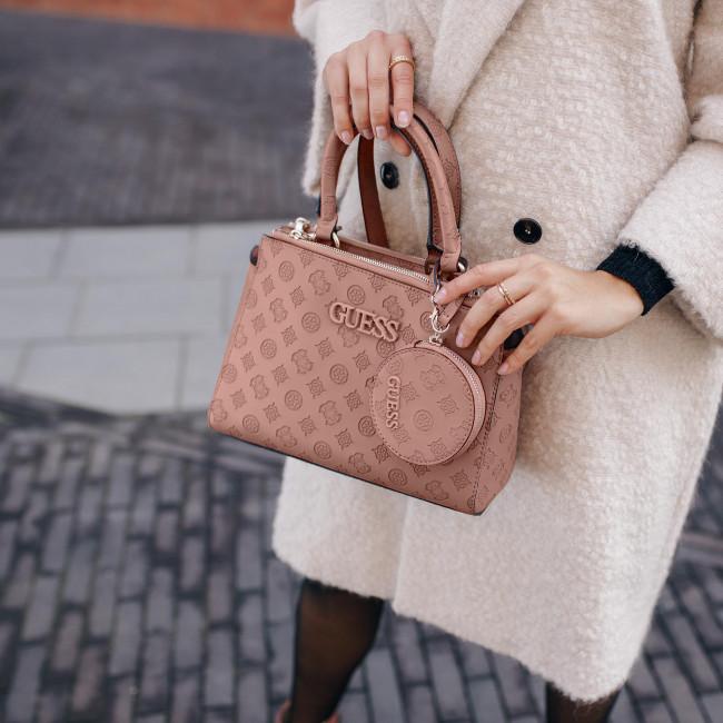 Handbag GUESS Janelle (SP) HWSP74 33050 RWO