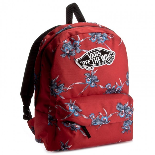 bc74828b52 Backpack VANS - Realm Backpack VN000NZ0 Tomato Hawai - Sports bags ...