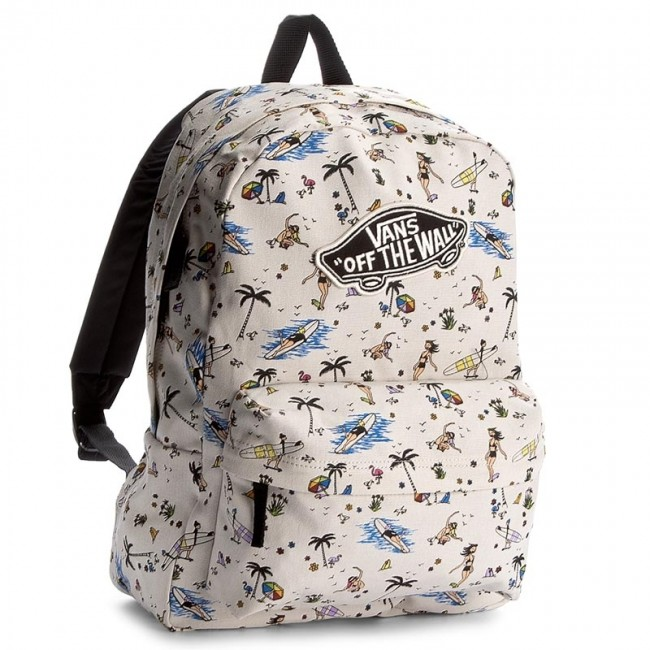 Backpack VANS - Realm Backpack VN000NZ0M2S Summer Stories - Sports ... 8772e219ef4