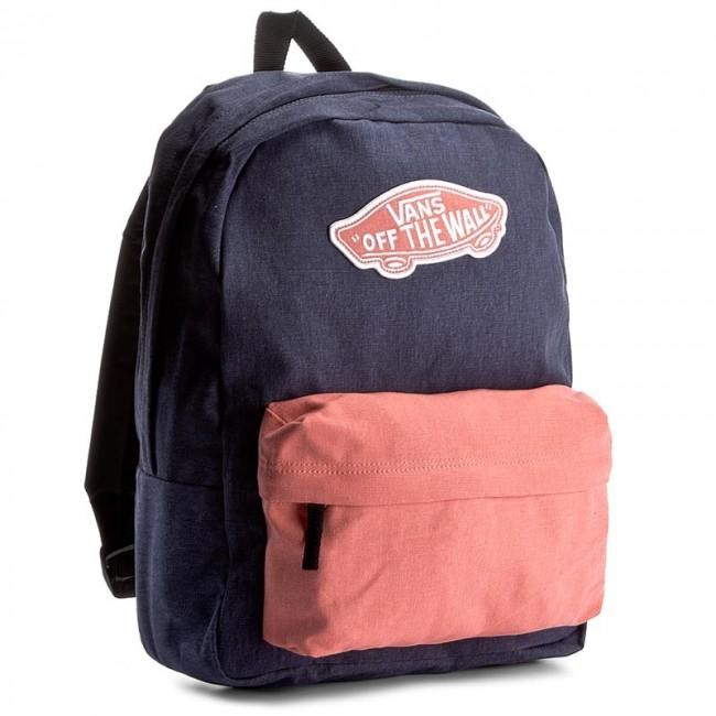 Backpack VANS - Realm Backpack VN000NZ0KYS Crown Blue-G - Sports ... 85616013c3