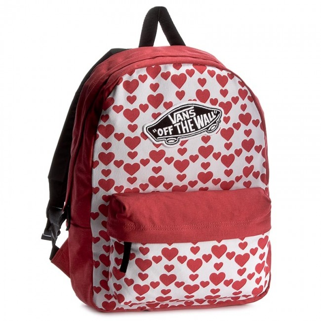 a5145d33a4 Backpack VANS - Realm Backpack V00NZ04XM Hearts - Sports bags and ...