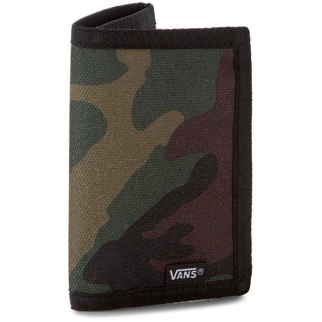 21e160c8d60dc5 Large Men s Wallet VANS - Slipped VN000C3297I Classic Camo - Men s ...