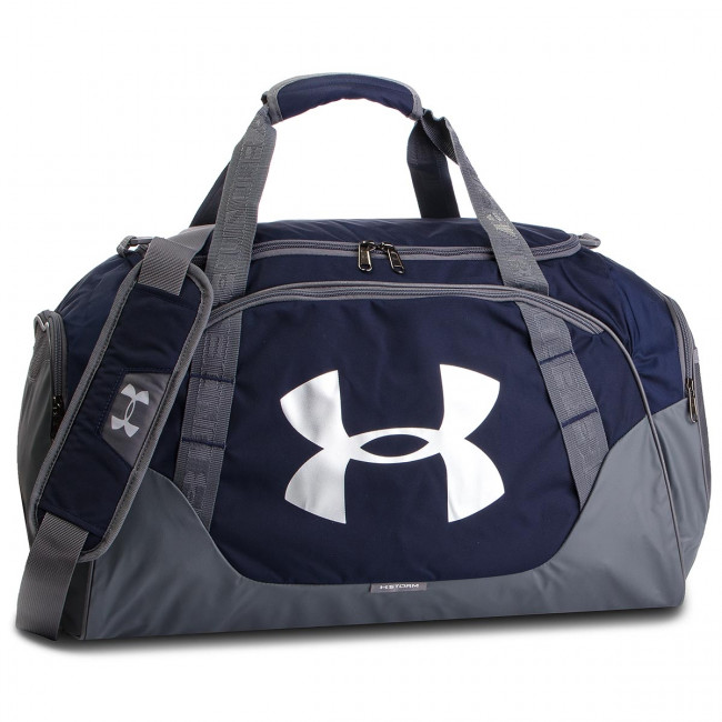 Bag UNDER ARMOUR. Undeniable Duffle 3.0 1300213 Midnight Navy Graphite 410 58e395c971