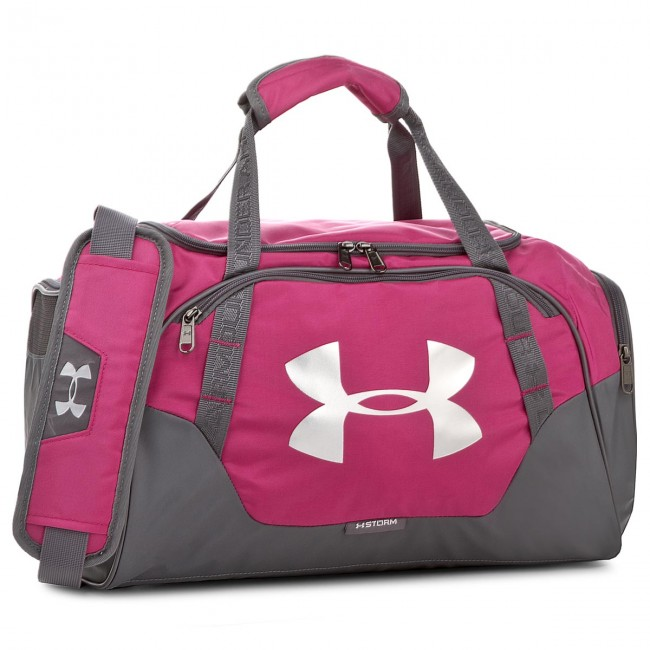a0ccb22e0bff3 Bag UNDER ARMOUR - Undeniable Duffle 3.0 1301391-654 Xs/Tpk/Gph/Slv ...