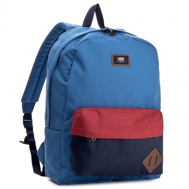 9a5df79a788 Backpack VANS - Old Skool II Backpack VN000ONIO9R Navy Blue - Sports ...