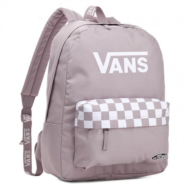0dd637ab4df Backpack VANS - Sporty Realm Ba VN0A2XA3O59 Sea Fog Whit 022 ...