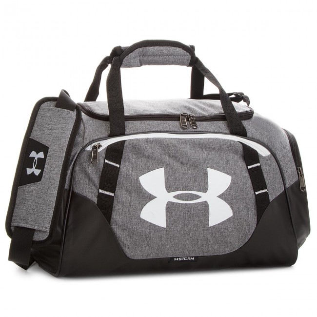 2dec0b1528e64 Bag UNDER ARMOUR - Undeniable Duffle 3.0 XS 1301391-041 Grey ...