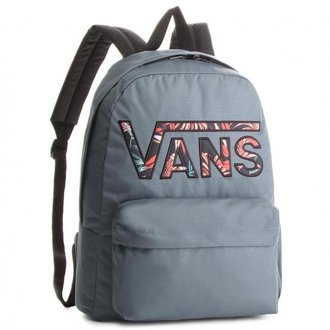 cab2f5dcd4 Backpack VANS - Realm Flying V Ba VA34GHP58 Dark Slate B - Sports ...