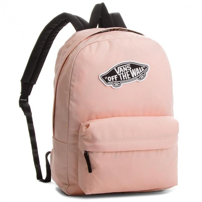 Backpack VANS - Realm Backpack VN000NZ0P2I Evening Sand - Sports ... 16d5f68d272