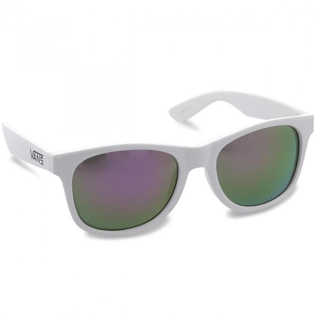 59b223385c1739 Sunglasses VANS - Spicoli 4 Shade VN000LC0WHP White Purple ...